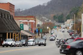 Boone downtown